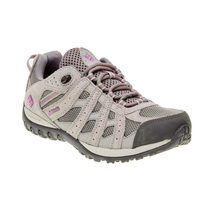 Dámská sportovní obuv columbia, šedá, 549-2007 - 13
