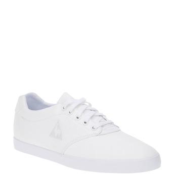 Bílé textilní tenisky le-coq-sportif, bílá, 589-1281 - 13