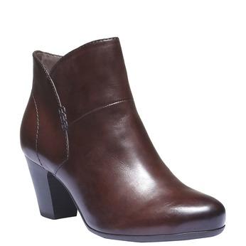 Dámská kotníčková obuv bata, hnědá, 794-4109 - 13