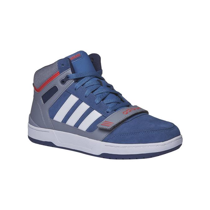 Pánské kotníčkové tenisky adidas, modrá, 803-9151 - 13