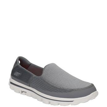 Sportovní Slip on boty skecher, šedá, 809-2169 - 13