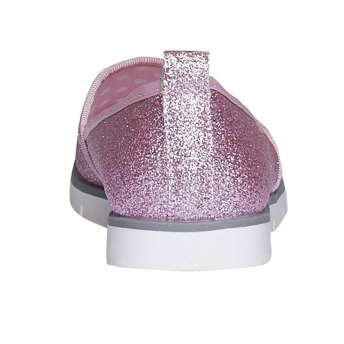 Dívčí Slip On se třpytkami mini-b, růžová, 329-5163 - 17
