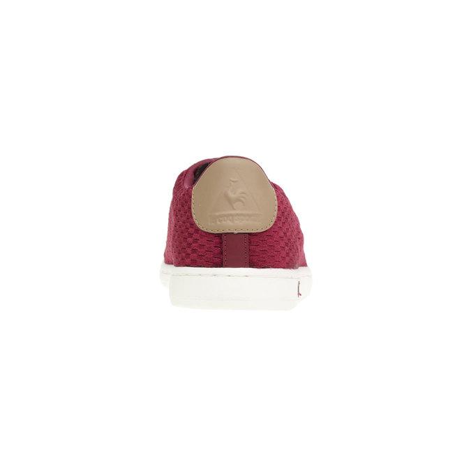 Ležérní tenisky le-coq-sportif, červená, 509-5105 - 17