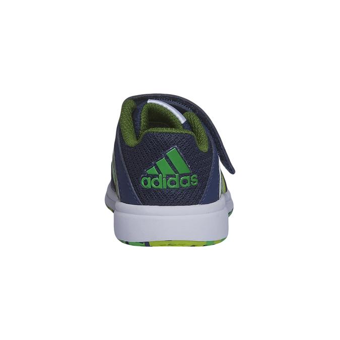 Dětské sportovní tenisky adidas, modrá, 109-9164 - 17