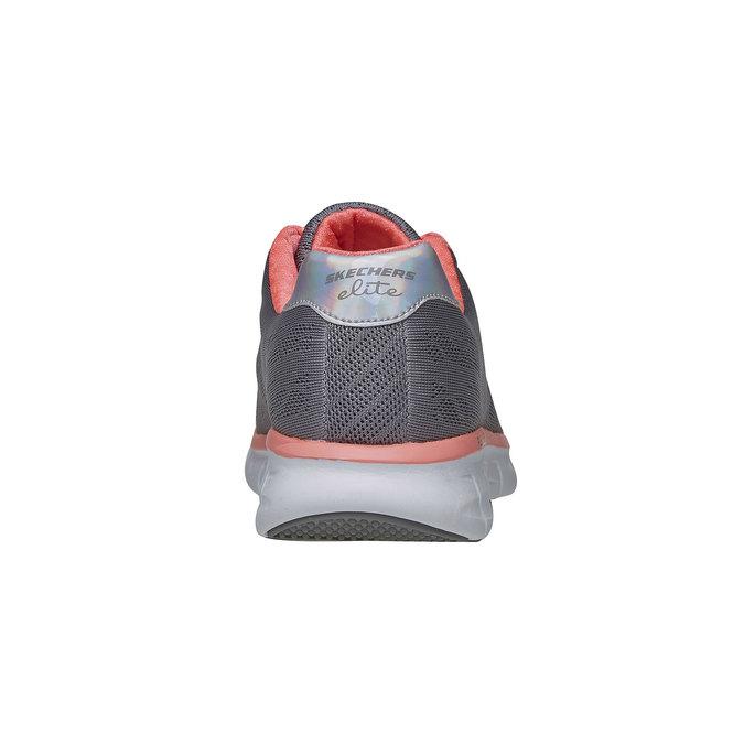 Dámské sportovní tenisky skechers, šedá, 509-2659 - 17