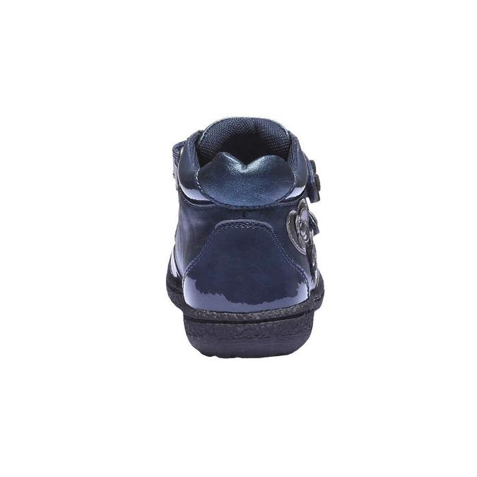 Barevné tenisky mini-b, modrá, 221-9141 - 17