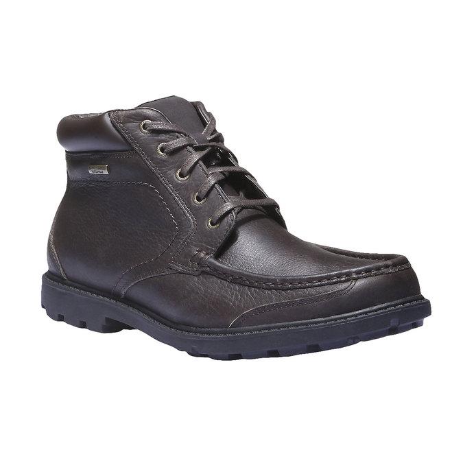 Ankle Boots rockport, hnědá, 896-4415 - 13