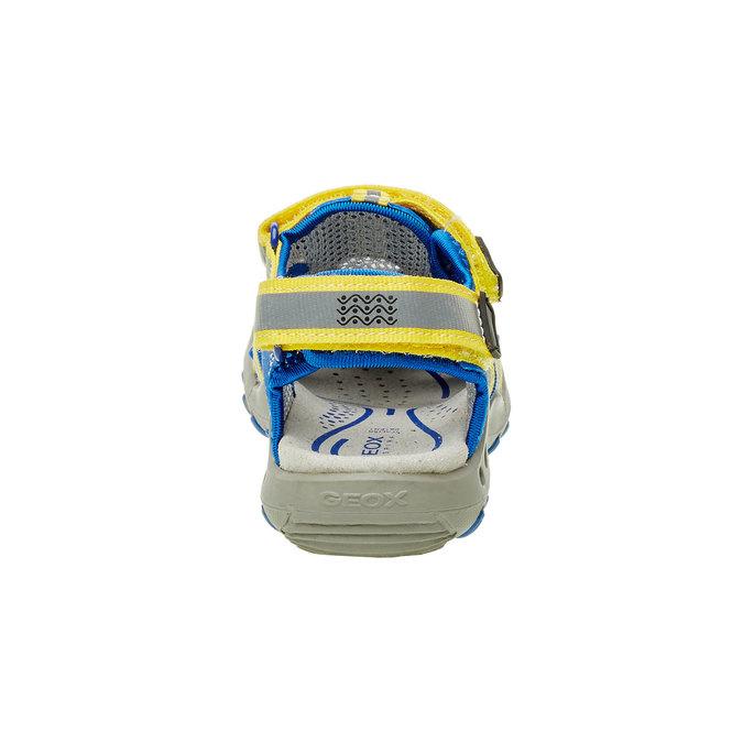Dětské sandály geox, modrá, 361-9105 - 17