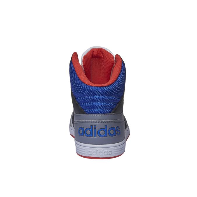 Dětské sportovní tenisky ke kotníkům adidas, 401-9204 - 17