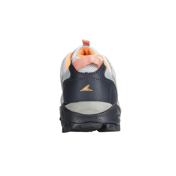 Dámská sportovní obuv power, šedá, 503-2500 - 17