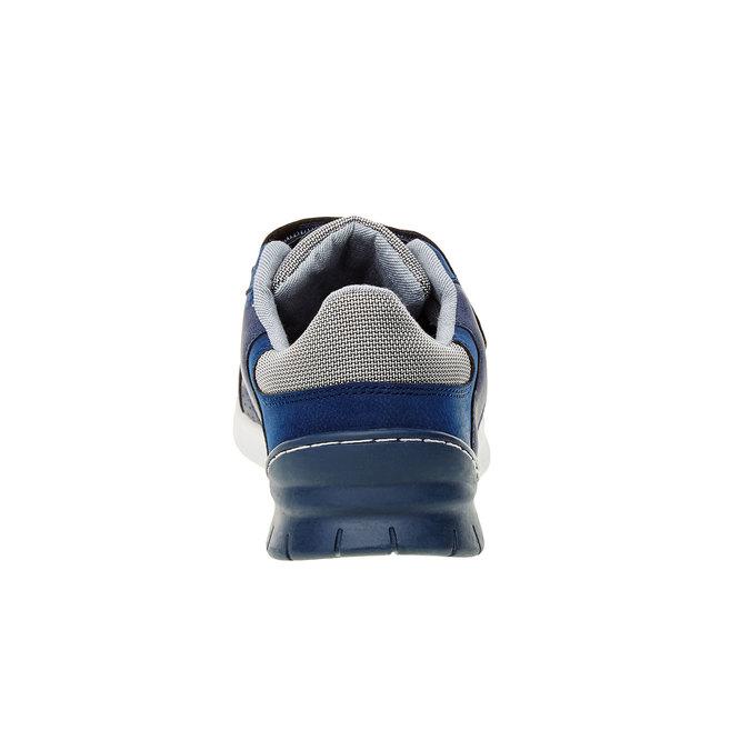 Dětské tenisky mini-b, modrá, 311-9192 - 17
