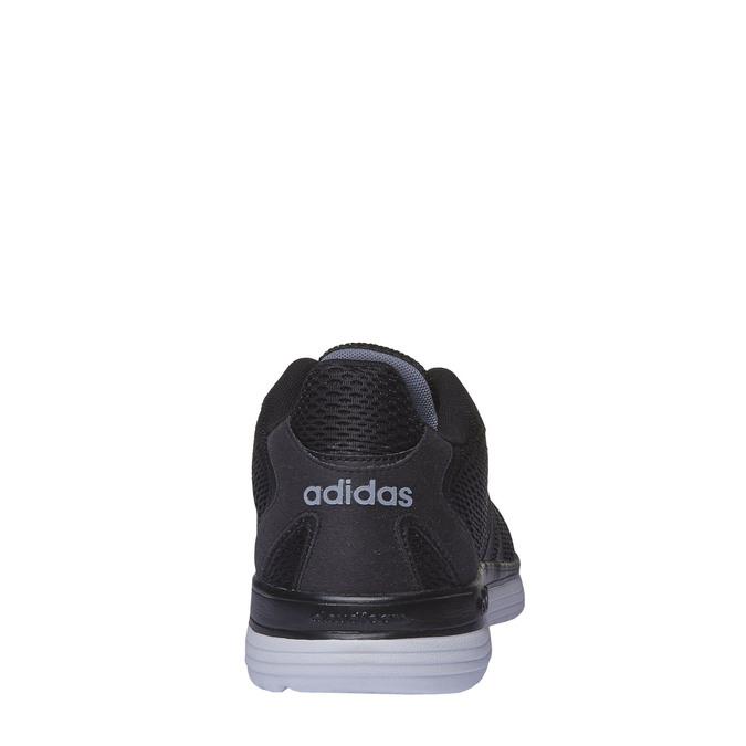 Pánské sportovní tenisky adidas, černá, 809-6117 - 17