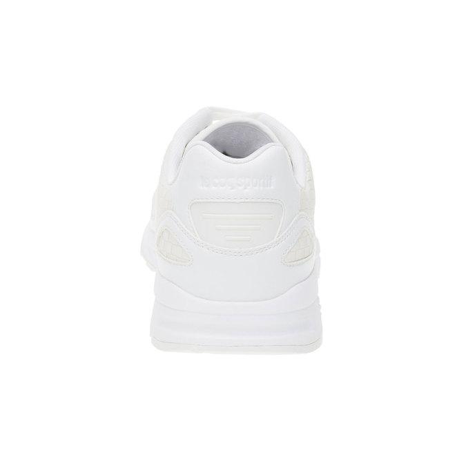 Bílá pánská sportovní obuv le-coq-sportif, bílá, 809-1126 - 17