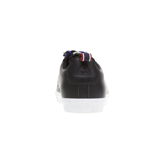 Kožené tenisky le-coq-sportif, černá, 804-6101 - 17