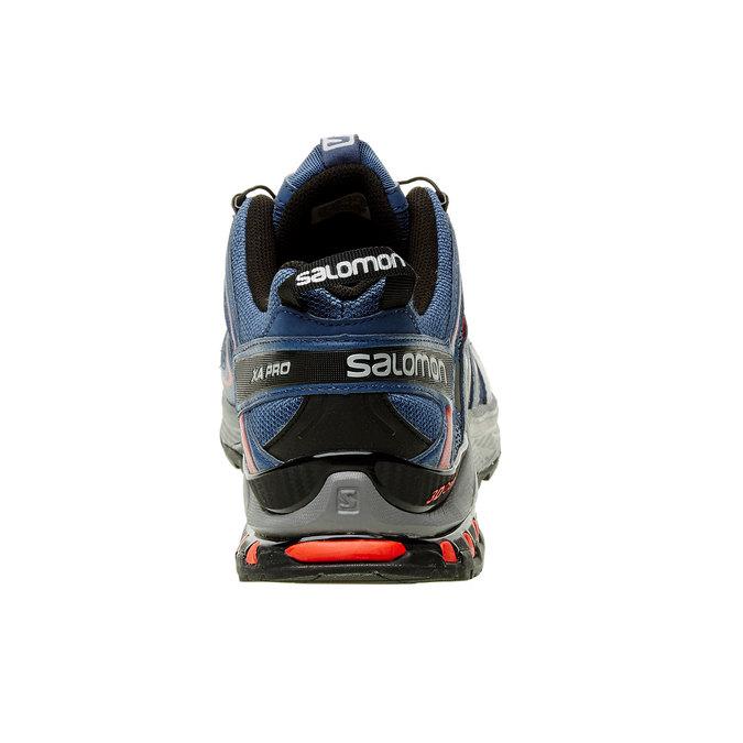 Pánská sportovní obuv salomon, modrá, 849-9023 - 17