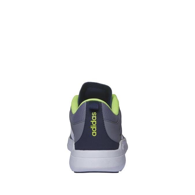 Pánské sportovní tenisky adidas, šedá, 809-2133 - 17