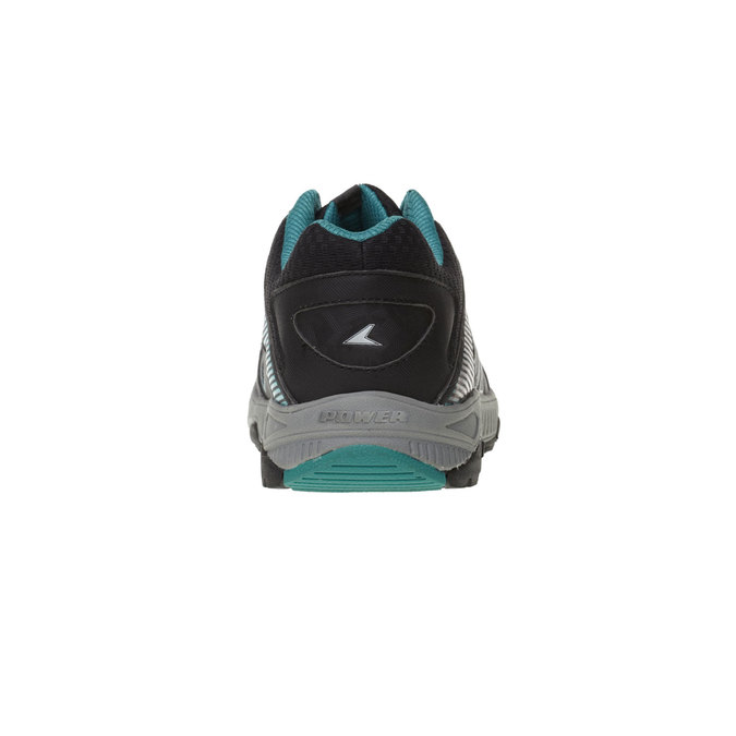 Sportovní tenisky power, černá, 809-6283 - 17