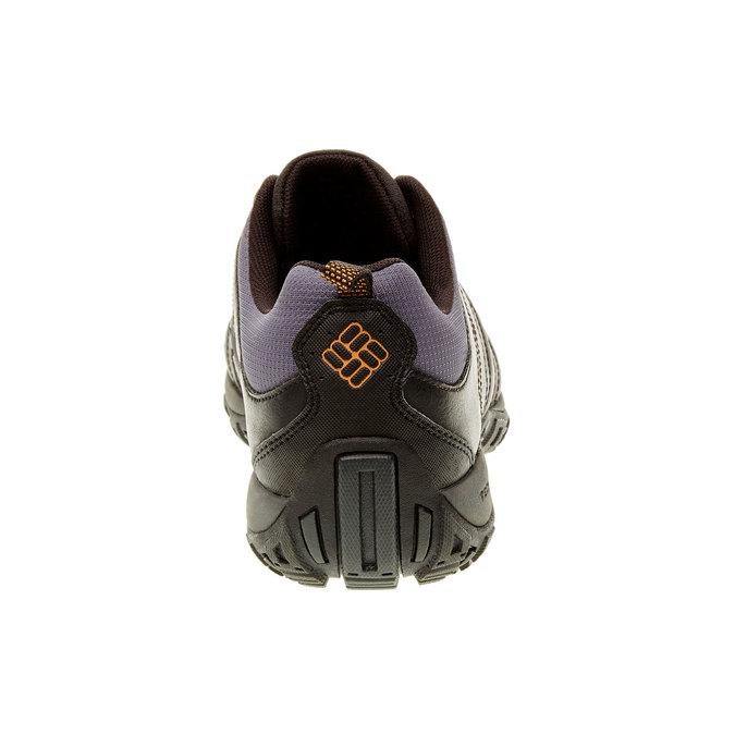 Kožená obuv v Outdoor stylu columbia, černá, 846-6004 - 17