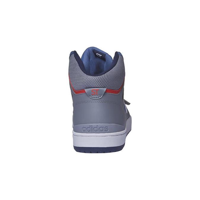 Pánské kotníčkové tenisky adidas, modrá, 803-9151 - 17