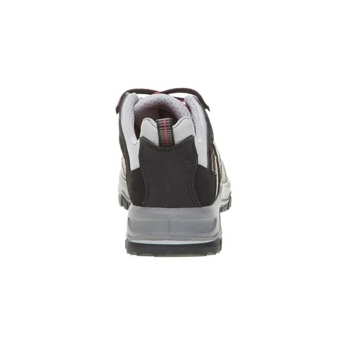 Kožené Outdoor boty, šedá, 543-2208 - 17