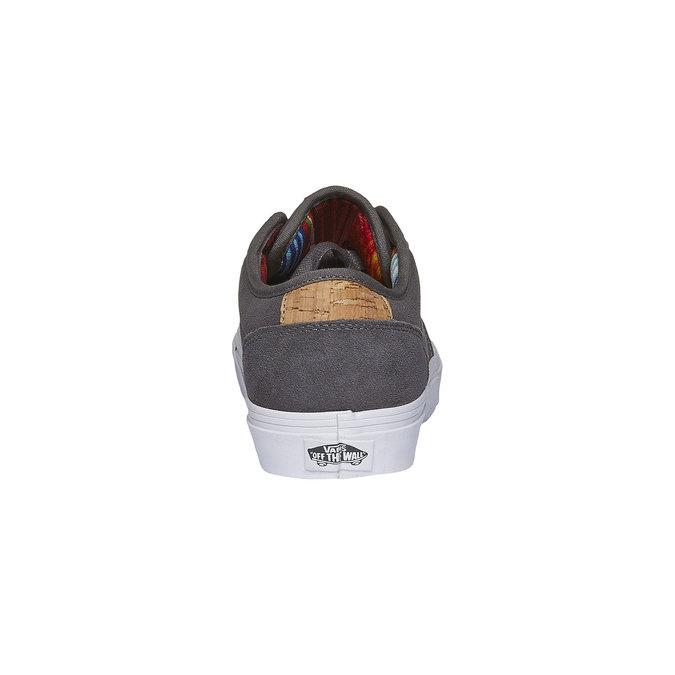 Men sneakers vans, šedá, 803-2301 - 17