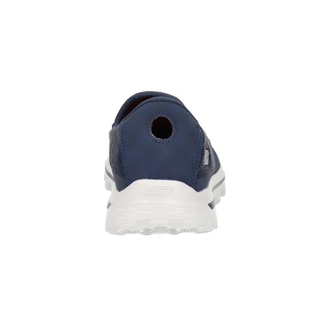 Sportovní Slip on boty skecher, modrá, 809-9169 - 17
