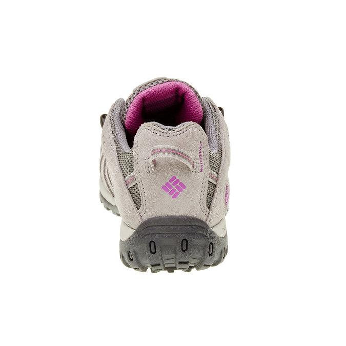 Dámská sportovní obuv columbia, šedá, 549-2007 - 17