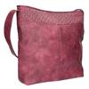 Vínová kabelka s dlouhým uchem bata, červená, 961-5600 - 13