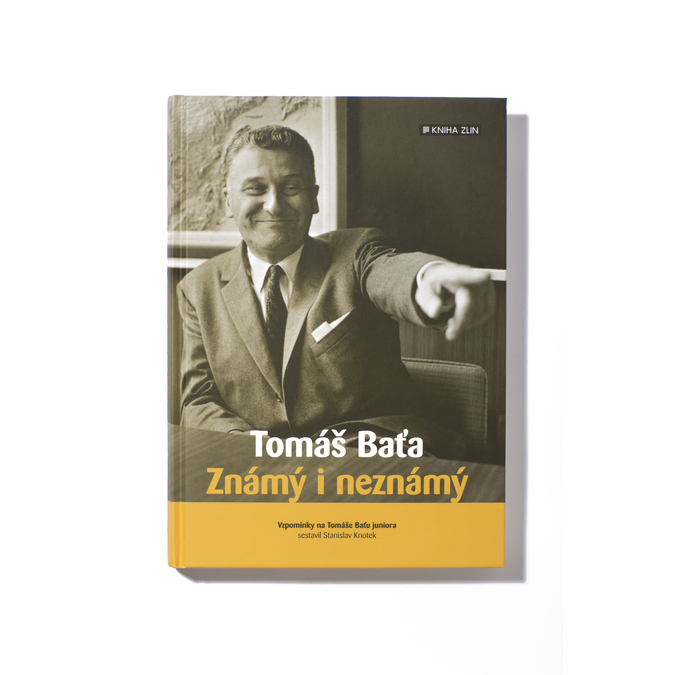 Tomáš Baťa  Známý i neznámý – Vzpomínky na Tomáše Baťu Juniora bata, 900-0996 - 13