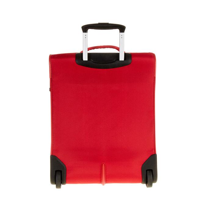 Kufr na kolečkách carlton, červená, 969-5145 - 26