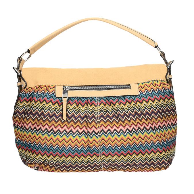Dámská kabelka bata, béžová, 969-8402 - 26