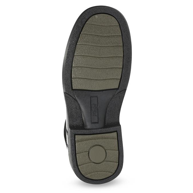 Pánská zdravotní obuv Sam medi, černá, 894-6230 - 18