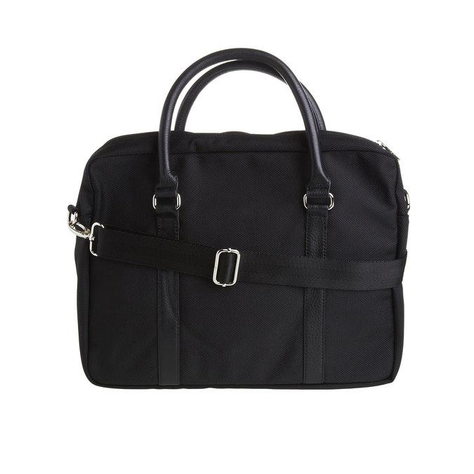 Taška na notebook bugatti-bags, černá, 969-6055 - 26