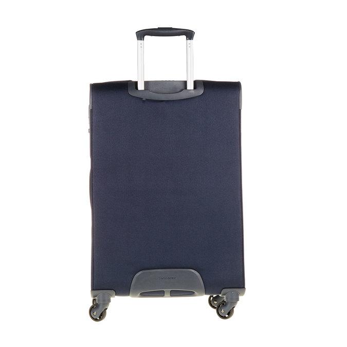 Cestovní kufr na kolečkách samsonite, modrá, 969-9301 - 26