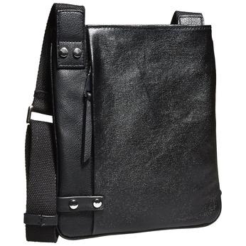 Pánský Messenger bata, černá, 961-6431 - 13