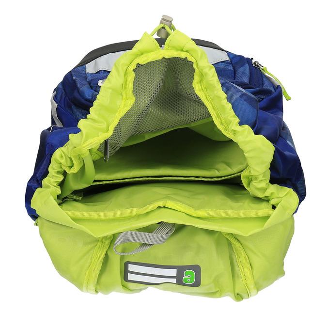 Dětský školní batoh ergobag, modrá, 969-9099 - 15