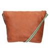 Kožená Crossbody kabelka weinbrenner, hnědá, 964-3201 - 19