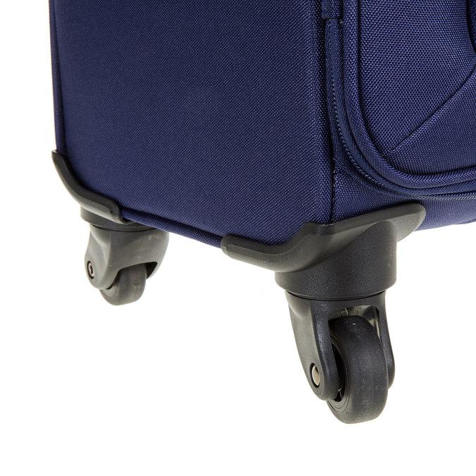 Cestovní kufr na kolečkách american-tourister, modrá, 969-9108 - 19