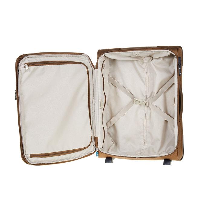 Cestovní kufr samsonite, hnědá, 969-3341 - 15