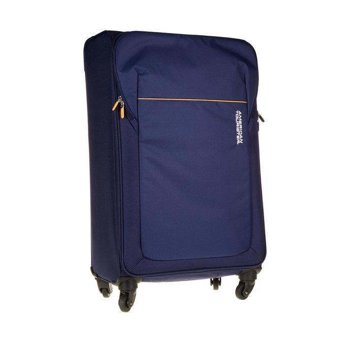Cestovní kufr na kolečkách american-tourister, modrá, 969-9106 - 13
