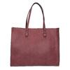 Dámská kabelka v Shopping stylu bata, červená, 961-0736 - 19