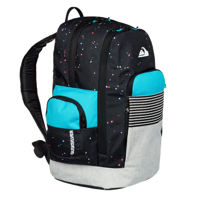 Sportovní batoh quiksilver, černá, 969-9029 - 13