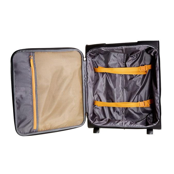 Kabinový kufr na kolečkách american-tourister, černá, 969-6134 - 15