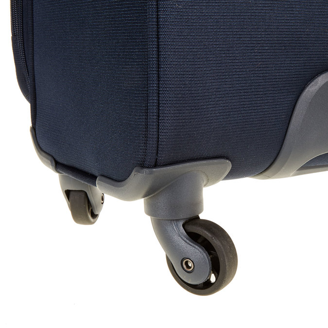 Cestovní kufr na kolečkách samsonite, modrá, 969-9301 - 19