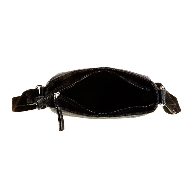 Pánská Crossbody taška bata, černá, 969-6324 - 15