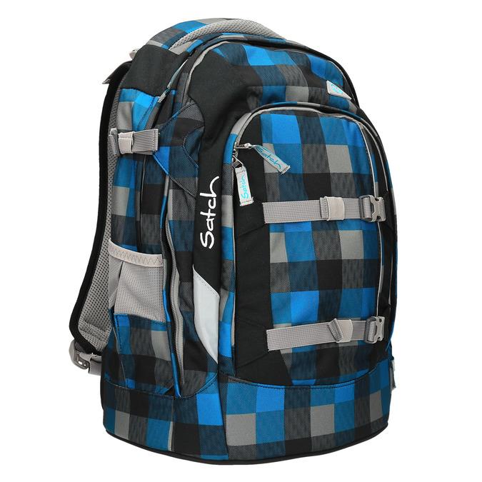 Dětský školní batoh satch, modrá, 969-9093 - 13