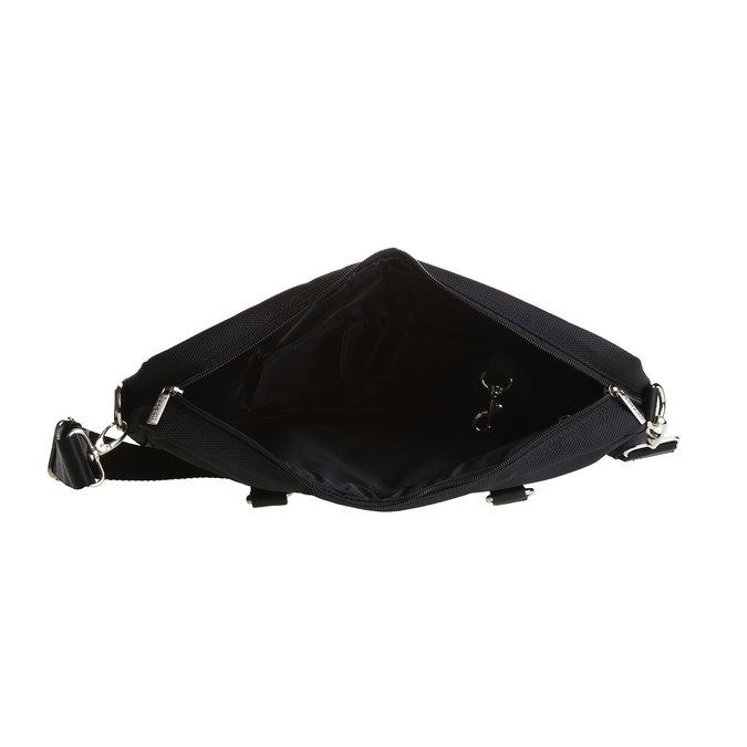Taška na notebook bugatti-bags, černá, 969-6055 - 15