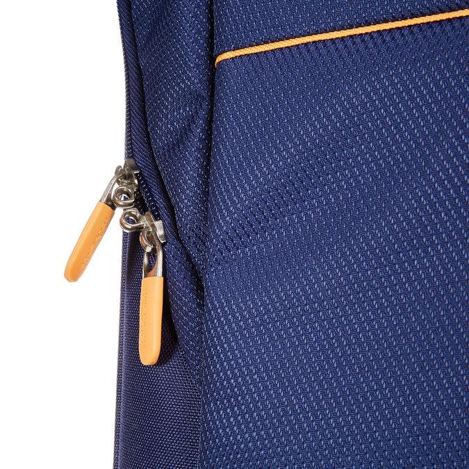 Cestovní kufr na kolečkách american-tourister, modrá, 969-9108 - 17