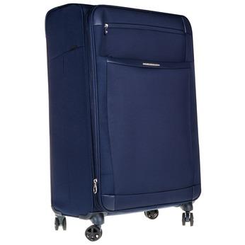 Textilní cestovní kufr na kolečkách samsonite, modrá, 969-9343 - 13