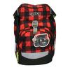 Dětský školní batoh ergobag, červená, 969-5095 - 19